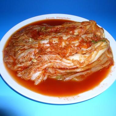 白菜キムチ 株漬け たっぷり1kg